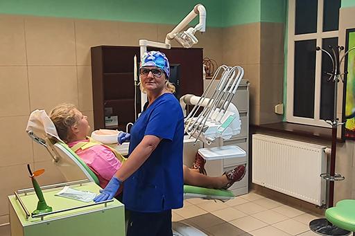 Anita Mendrek Białasiewicz dentysta ortodonta zabrze